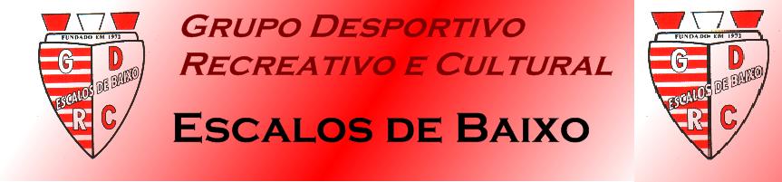 Grupo Desportivo Recreativo e Cultural de Escalos de Baixo