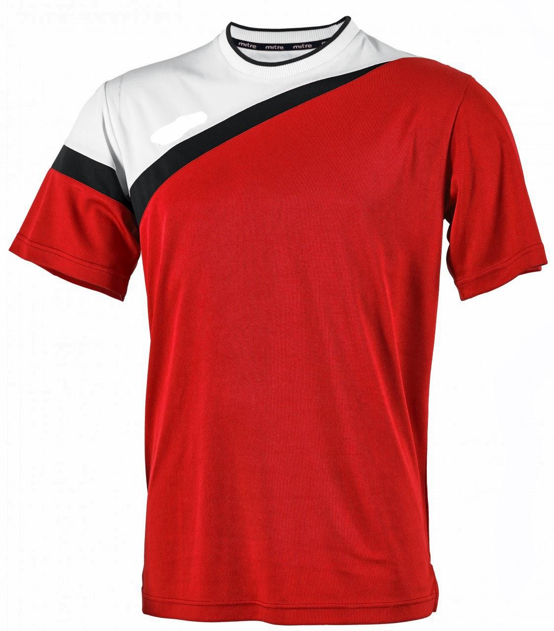 Desain Kostum Futsal Terbaru 2011 | psdtemp.net
