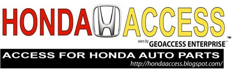 HONDA ACCESS by zainal access