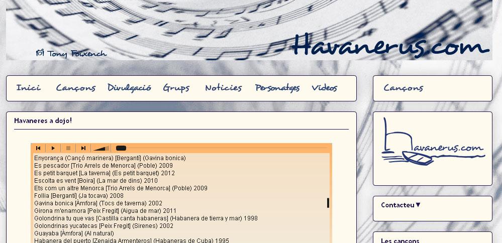 http://www.leshavaneres-sons.blogspot.com.es/