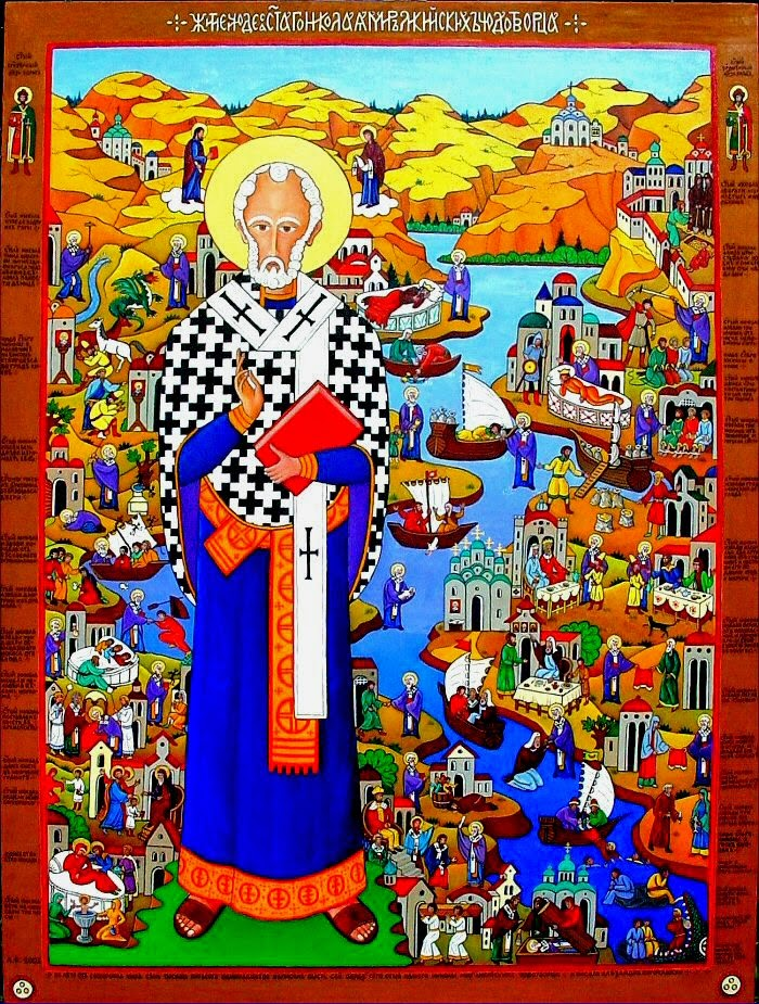 Citate Sfantul Nicolae