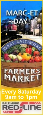 West Baltimore Farmers Market Banner