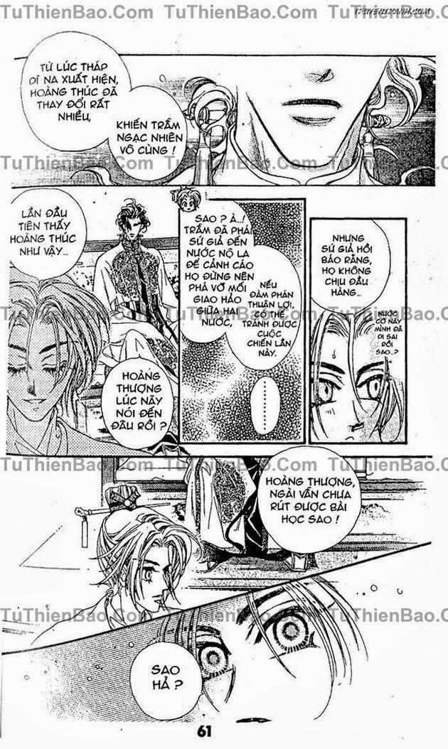 Công Chúa Bướng Bỉnh Chapter 2 - Trang 61
