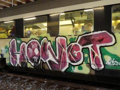 honet graffiti