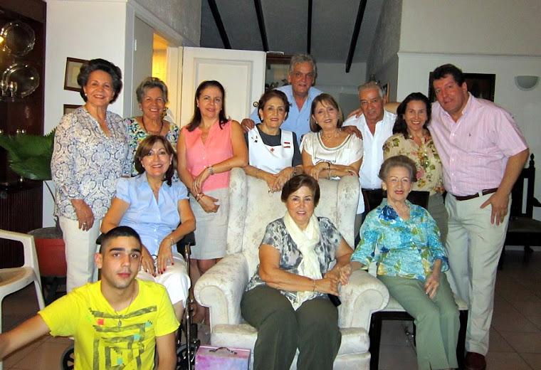 Mejía Ossa, Peláez Ossa, Roldan Ossa y Soto Ossa.