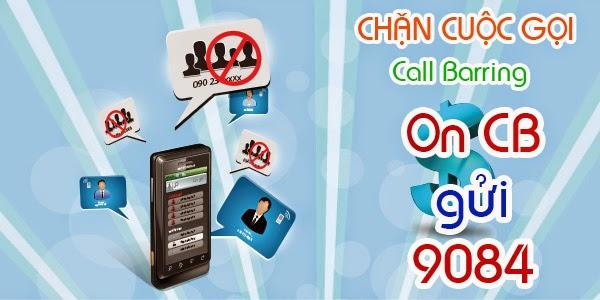 Đăng ký dịch vụ chặn cuộc gọi của Mobifone