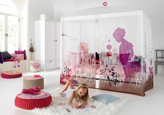 Mooie Kinder Slaapkamers : Truste kinderkamers
