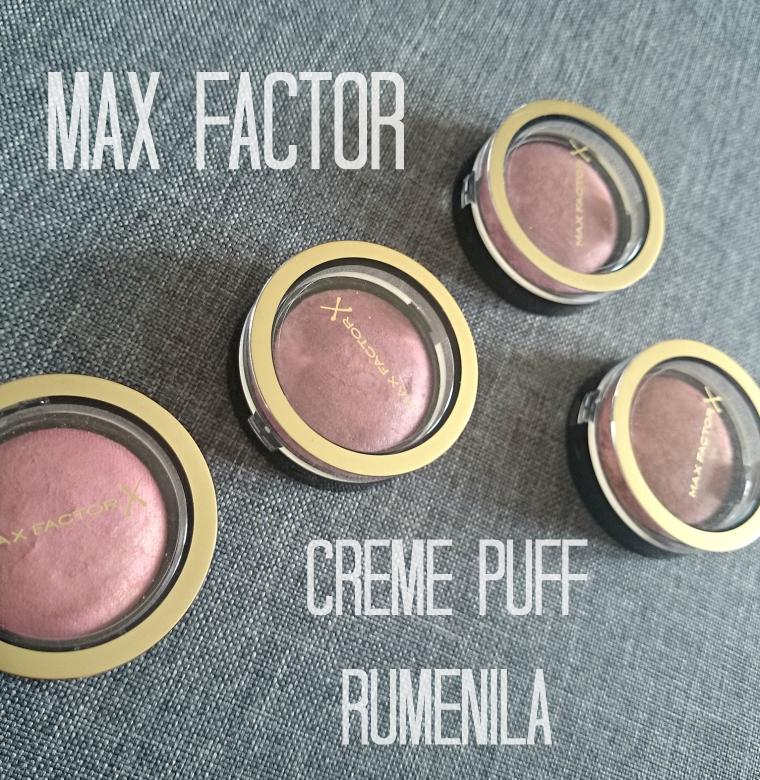 Max Factor Creme Puff blush review pudrijerica blog pudrijera
