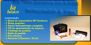 concessão do kit basico da up essencias