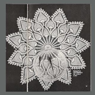 Double Pansy Doily Pattern   Crochet Patterns