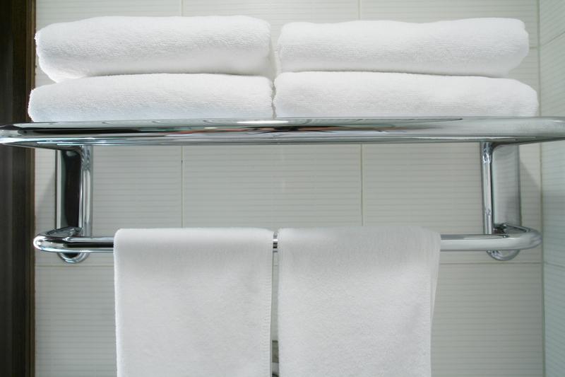El blog hotelero c mo se colocan las toallas en los hoteles for Accesorios para poner toallas en el bano