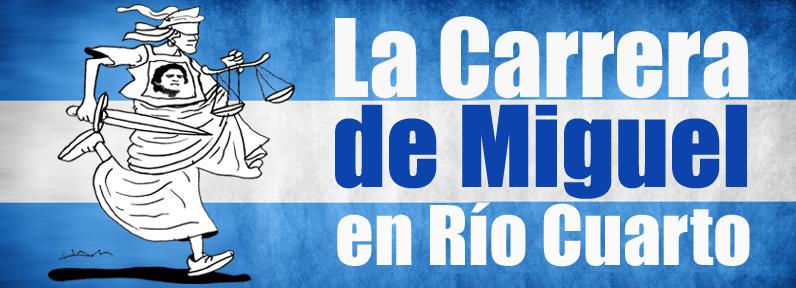 La Carrera de Miguel en Río Cuarto