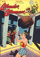 Wonder Woman #28 cover pic