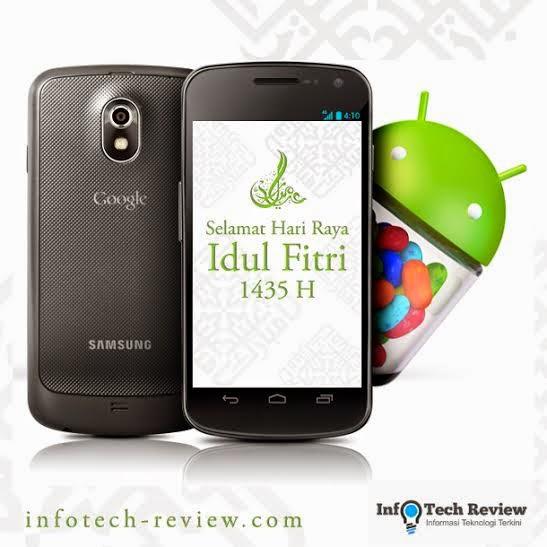 InfoTech Review: Selamat Hari Raya Idul Fitri 1435H