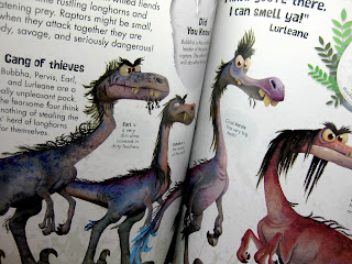 the good dinosaur essential guide