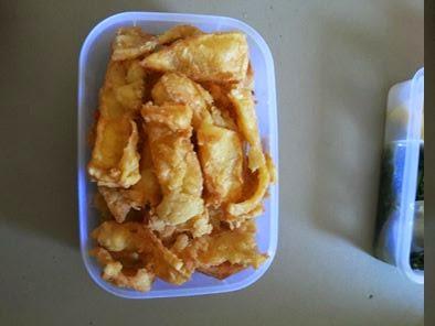 Resep Telur Crispy
