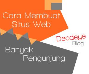 Cara Buat Blog Kamu Banyak Pengunjung