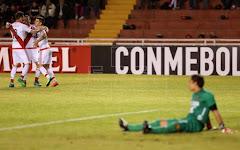 Video con los goles en Arequipa