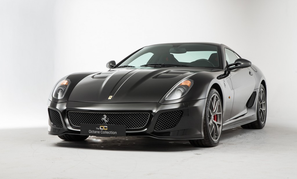 2011 Ferrari 599 Gto For Sale At The Octane Collection Gbp 474995