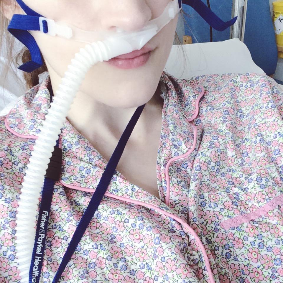 Optiflow cystic fibrosis