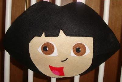 guarda pijamas Dora
