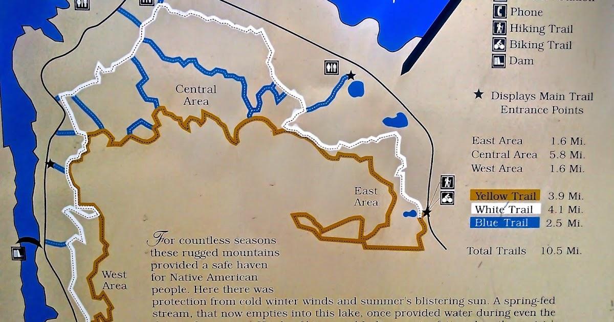 Hike Oklahoma Granite Hills Trail