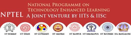 NPTEL - IIT IISc Courses