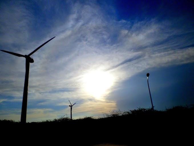 Hambantota Wind Farm,Srilanka