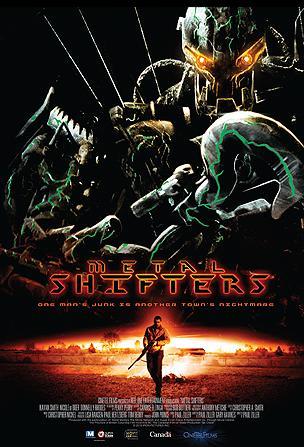 Ver Mutante metalico (2011) Online