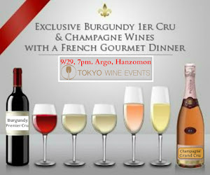Exclusive Burgundy & Champagne Dinner