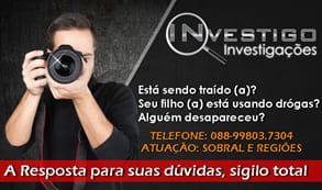 Detetive Particular em Sobral  - Telefone: 088-99803.7304