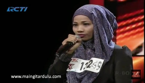 Desy Natalia - I HAVE NOTHING (Whitney Houston) - Best X Factor Indonesia 2015 Audition 2
