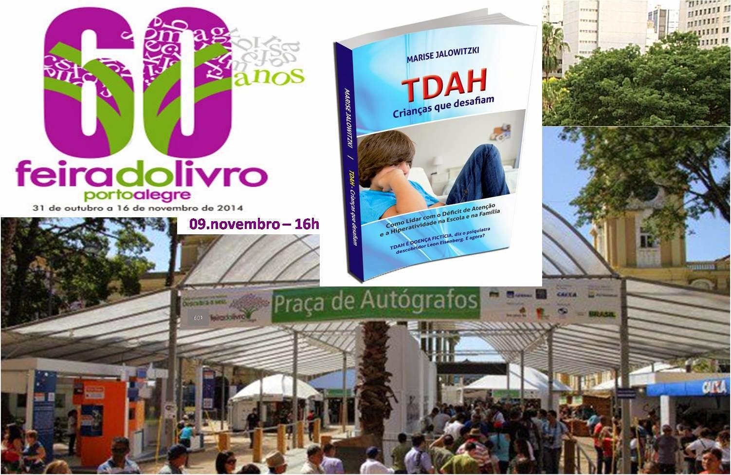 60ª Feira do Livro de Porto Alegre - RS - 2014