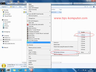 Cara Mount File Image Iso Menggunakan Power ISO image