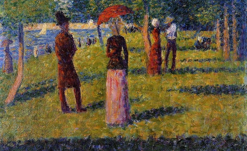 a biography of george seurat a neo impressionistic style painter Georges seurat was a french painter born on december 2nd 1859 to antoine seurat and  (georges seurat and neo-impressionism,  georges seurat biography.