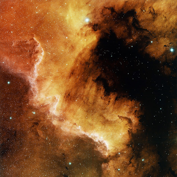 North America Nebula – NGC 7000 South