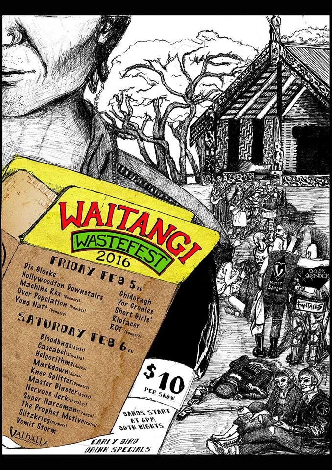 Waitangi Waste Fest 2016