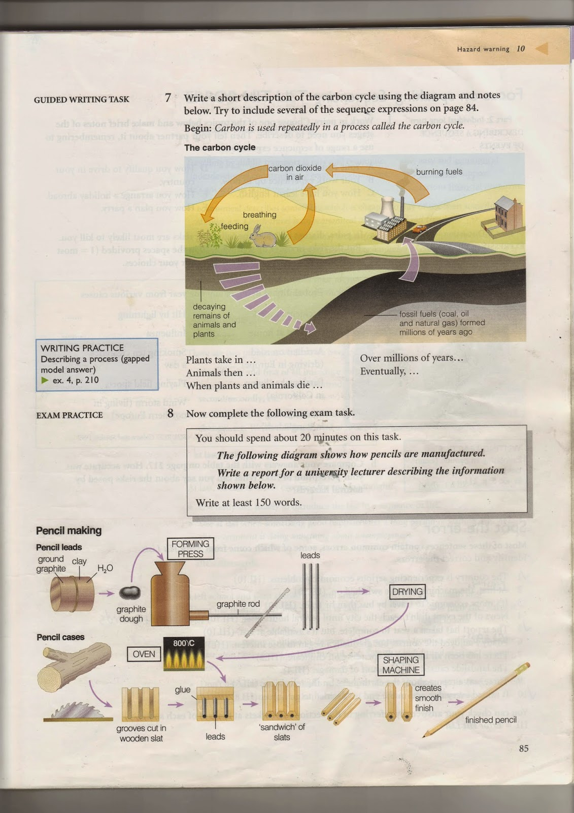 Random book and movie reviews write a short description of the write a short description of the carbon cycle using the diagram and notes below ccuart