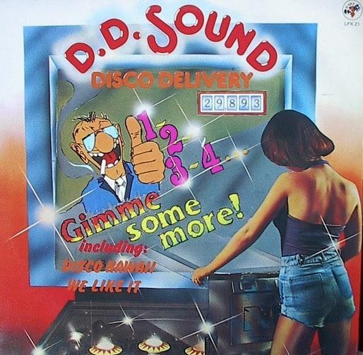 D.D. Sound - Hootchie Cootchie