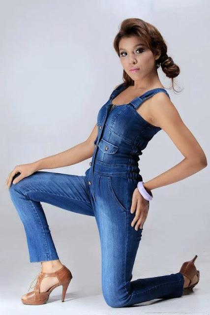 yan yan, myanmar sexy girl