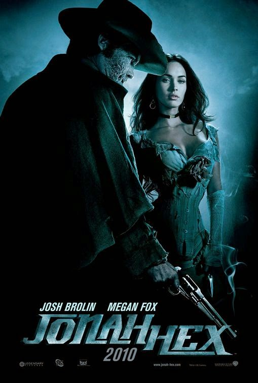 Jonah Hex: Poster | A Constantly Racing Mind