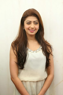 Actress Pranitha Pictures in White Dress at Homeo Trend Super Speciality Hospital Launch 0029