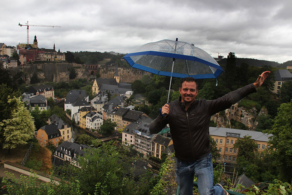 Traveling Notes, Europe Road Trip, Luxembourg City