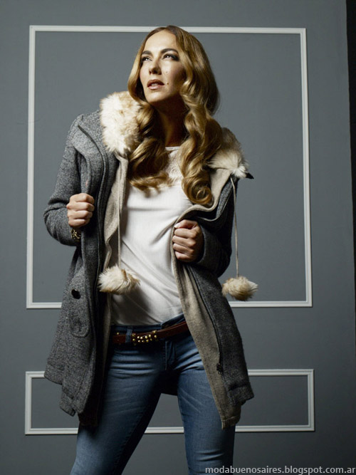 Sicala otoño invierno 2013 Moda mujer.