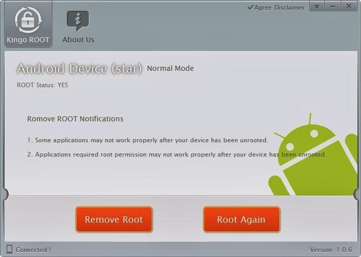 Modo simples de liberar o acesso ao root
