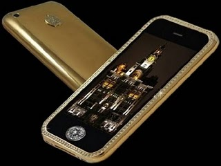 Apple iPhone 3G Kings Button Seharga 30 Milyar Rupiah