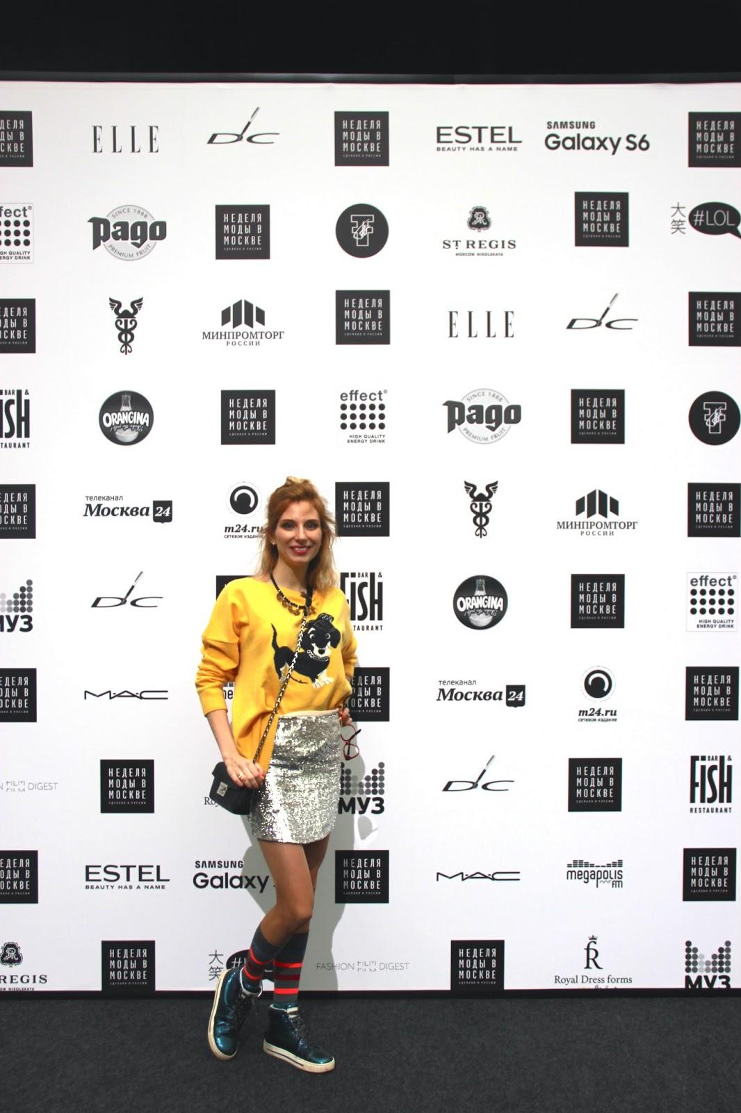 Неделя Моды в Москве 2015 Lise Kapris