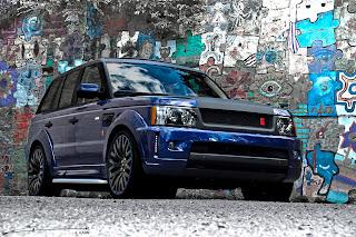 Range Rover - 2011 Project-Kahn