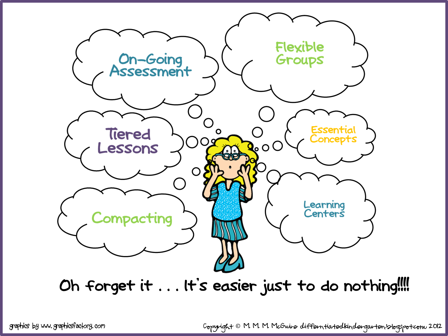 differentiated instruction meeting individual needs Individualized instruction vs differentiated instruction by ginny osewalt every classroom has a range of students with different kinds of needs differentiated instruction starts with groups of children the school can meet their individual needs and provide accommodations just for them.