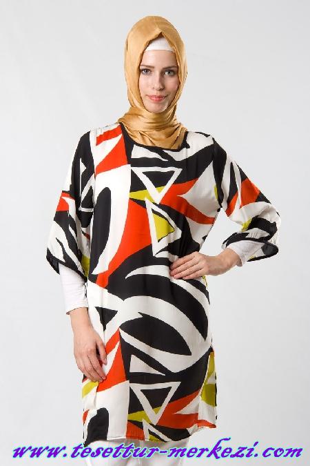 Free Me Tesettür Elbise ve Tunik Modelleri